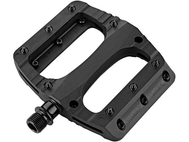 Sixpack Vegas Pedals stealth-black
